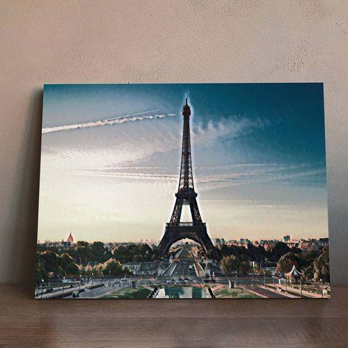 Картина Эйфелива Башня - Париж
