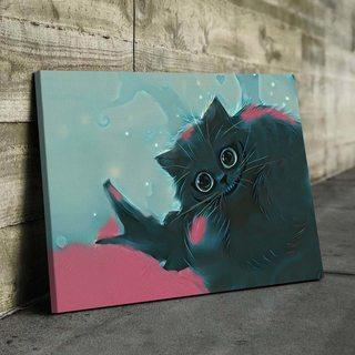 Картина Чеширский кот