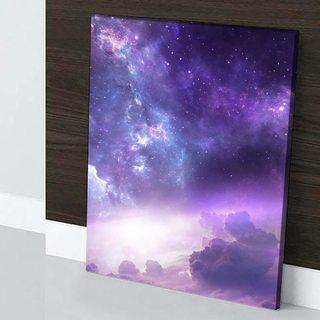 Картина Космос фиолет.