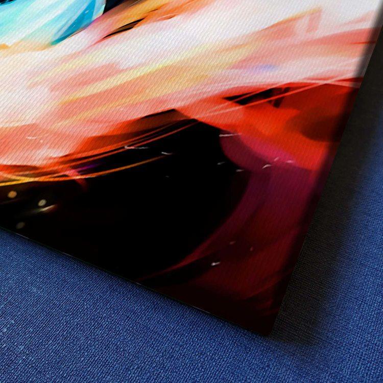 Картина Ван Пис - Сабо