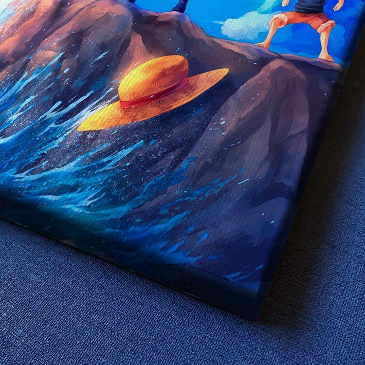 Картина Ван Пис - Юность