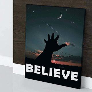 Картина Believe