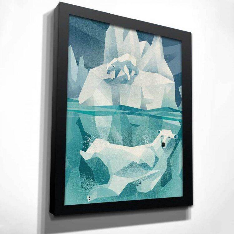 Картина Белые Медведи