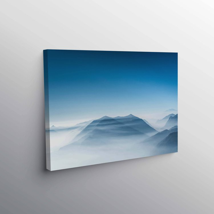 Картина Горные Вершины