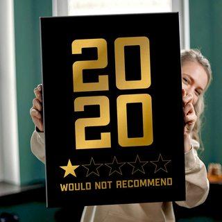 Картина 2020 Не рекомендую