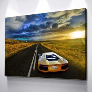 Картина Lamborghini