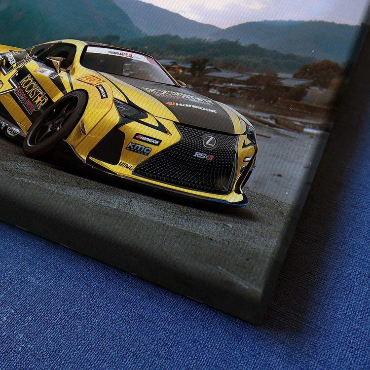 Картина Lexus RC