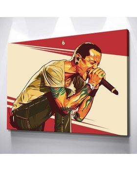 Картина Linkin Park - Chester Bennington