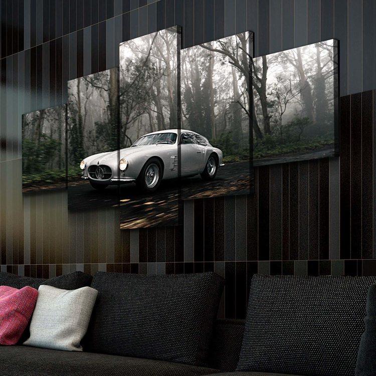 Картина Maserati