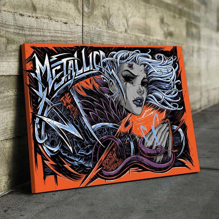 Картина Metallica