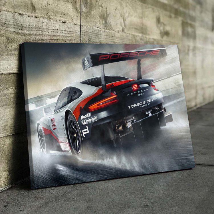 Картина Porsche 911 RSR
