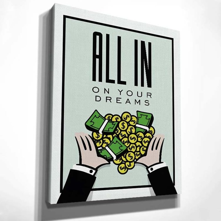 Картина All In