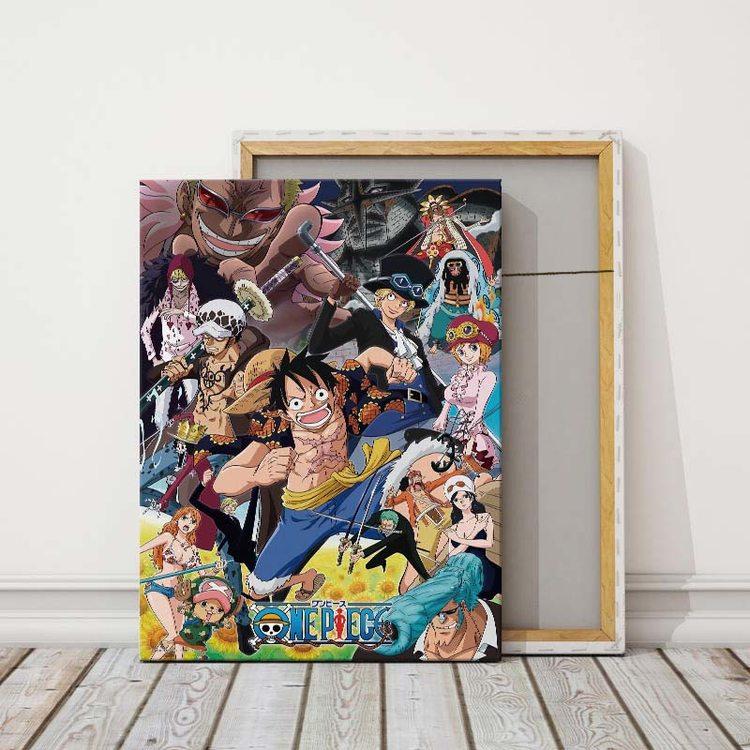 Картина Аниме One Piece