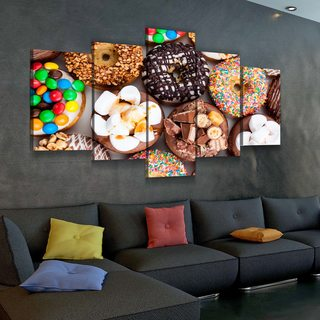 Картина Ароматные Пончики