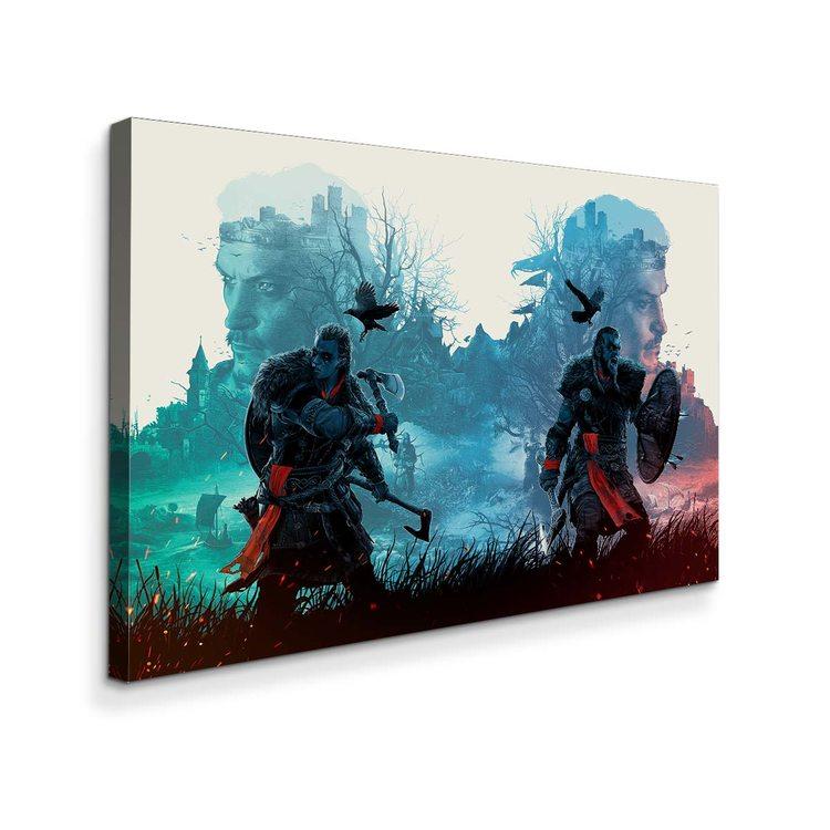 Картина Assassins Creed 2 - Викинги