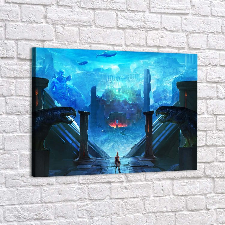 Картина Assassins Creed - Одиссея