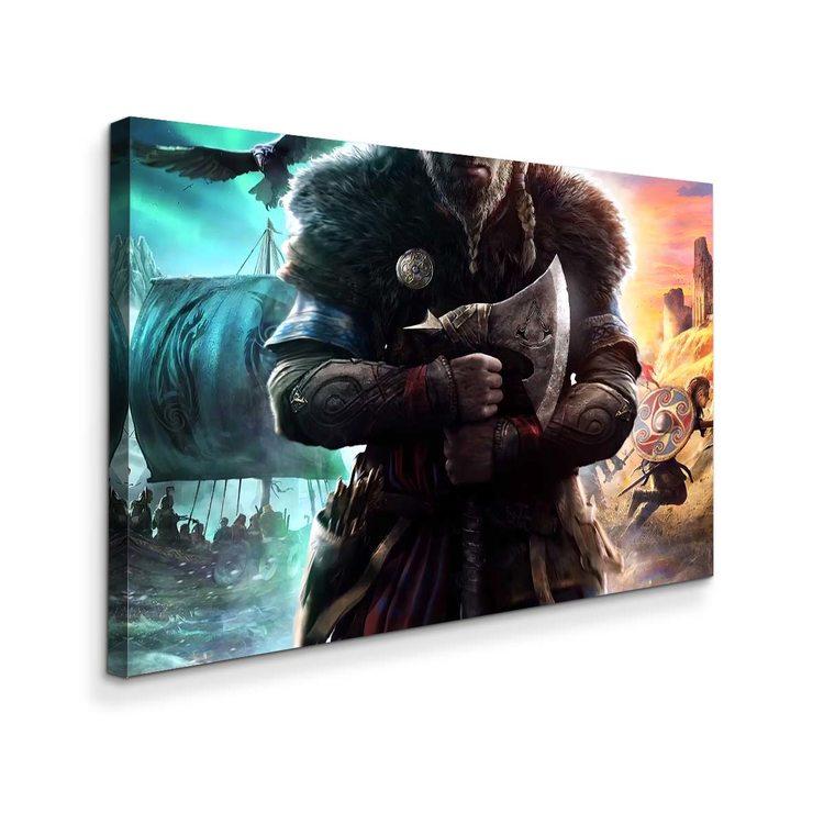 Картина Assassins Creed - Викинг