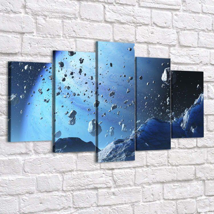 Картина Астероидное Кольцо