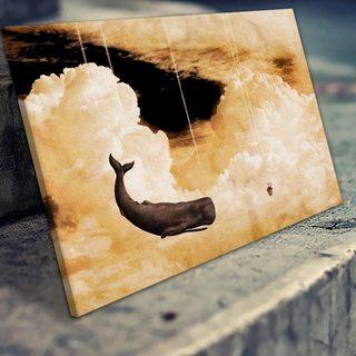 Картина Автостопом По Галактике - Кит И Петунья