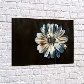 Картина Белая Гербера - p53360