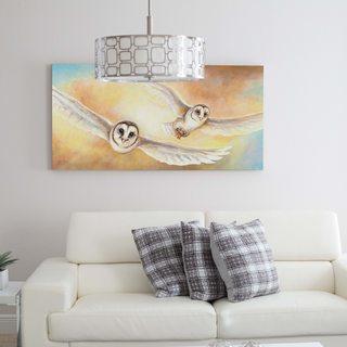 Картина Белые Совушки - p53738