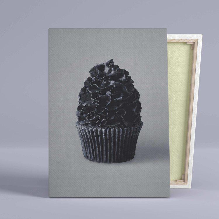 Картина Black Cupcake - p53745