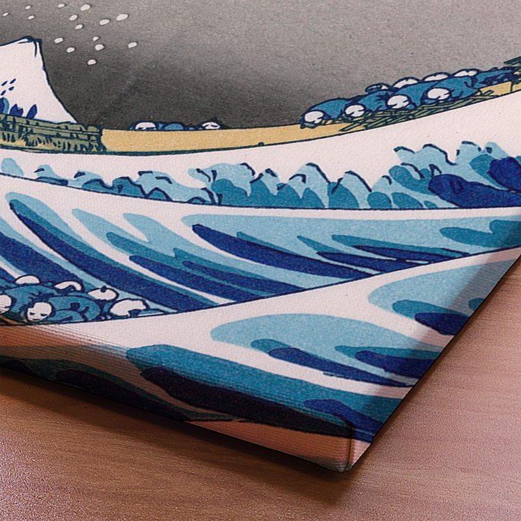 Картина Большая Волна В Канагаве