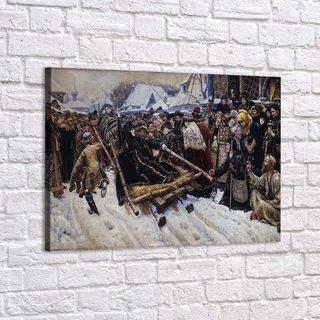 Картина Боярыня Морозова - Василий Суриков