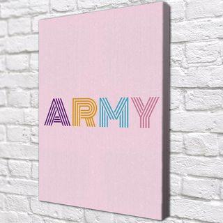 Картина BTS армия