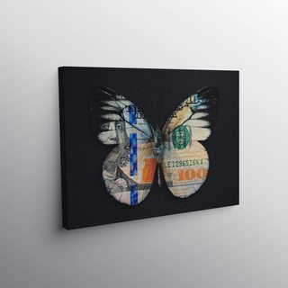 Картина Butterfly Dollar
