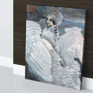 Картина Михаил Врубель - Царевна-Лебедь