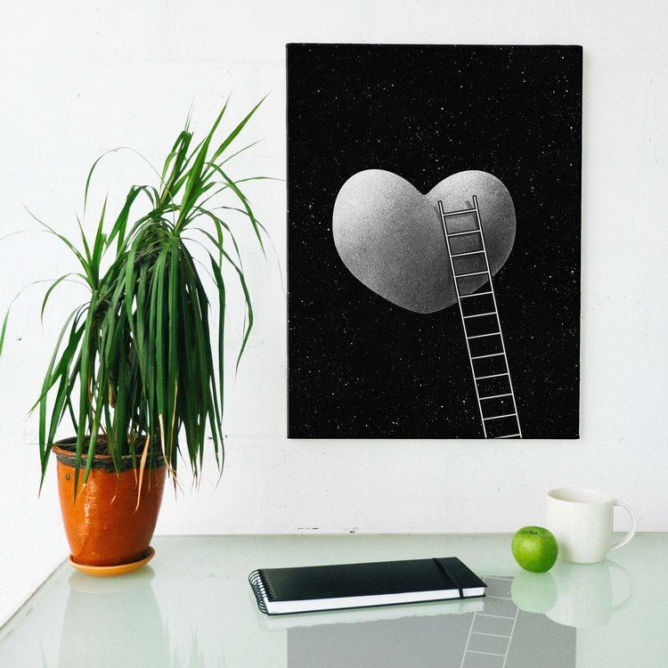 Картина Путь К Сердцу