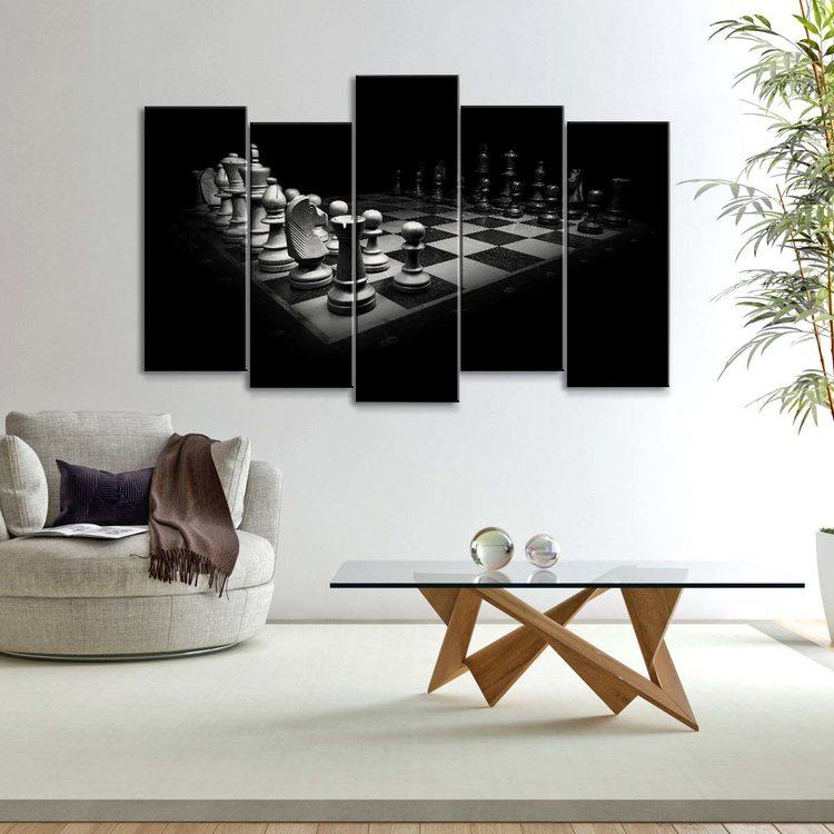 Картина Шахматная Доска