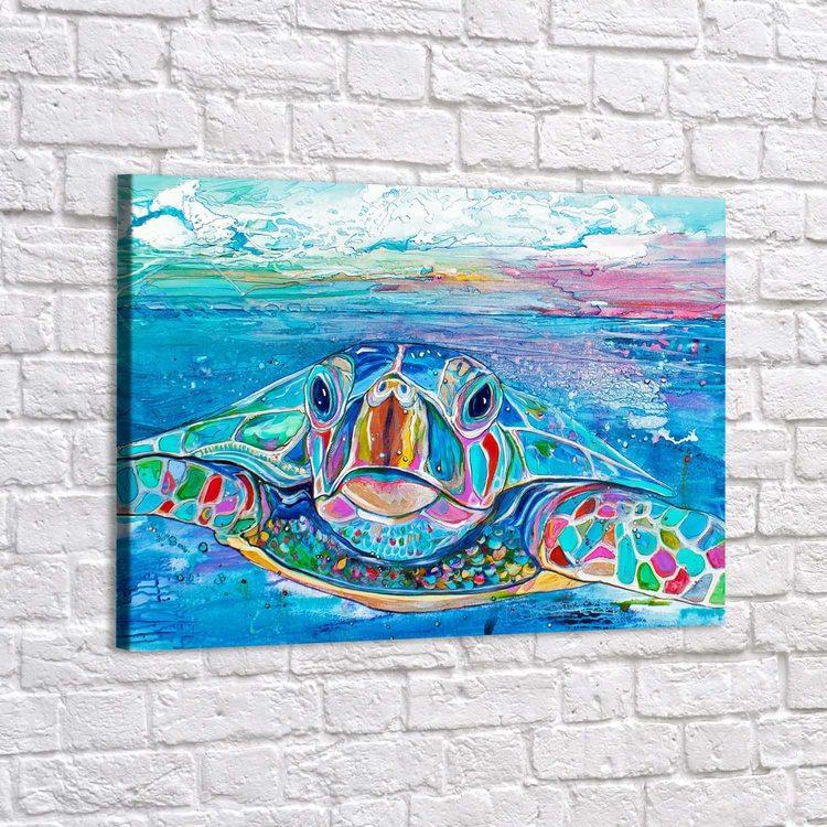 Картина Черепашка Арт