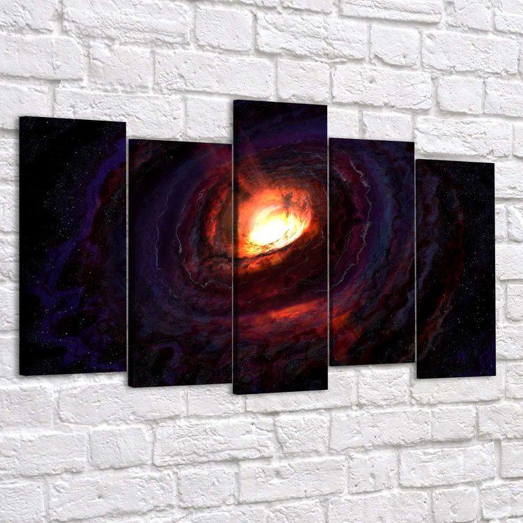 Картина Черная Дыра
