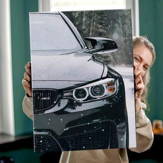 Картина Черная М3