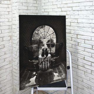 Картина Черно-Белая Атмосфера