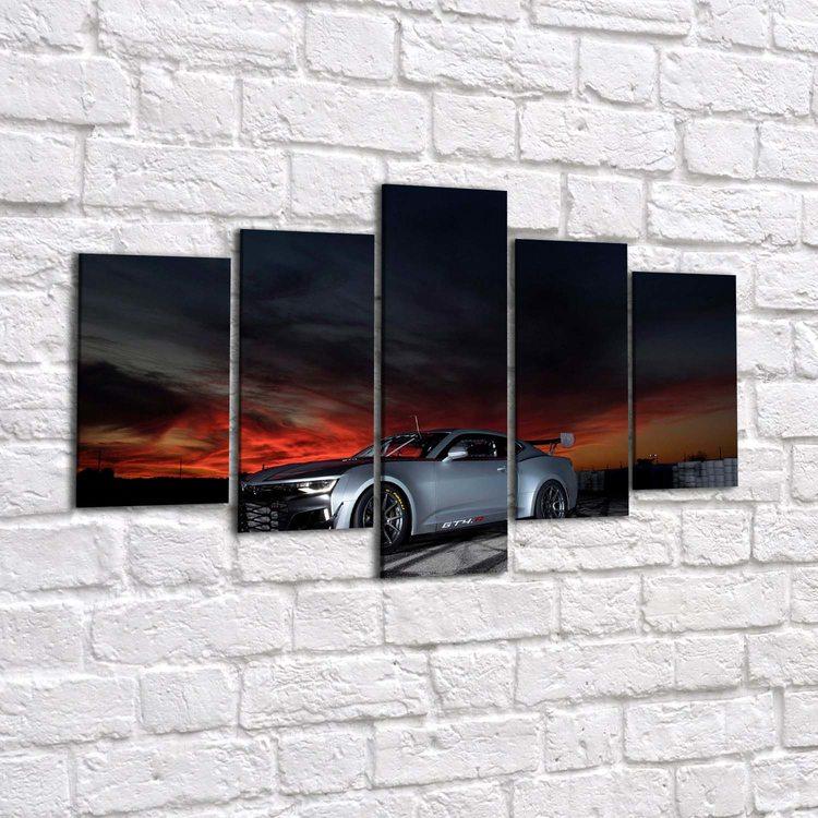 Картина Chevrolet Camaro GT4.R