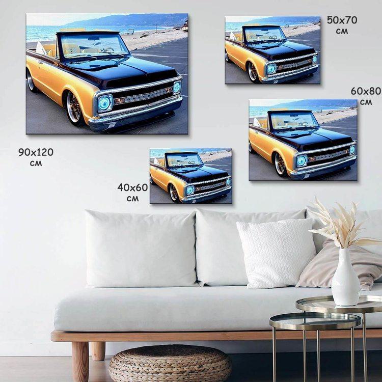Картина Chevrolet - p53804