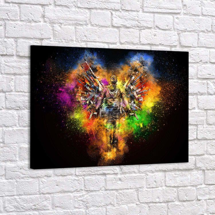 Картина CS - Ангел