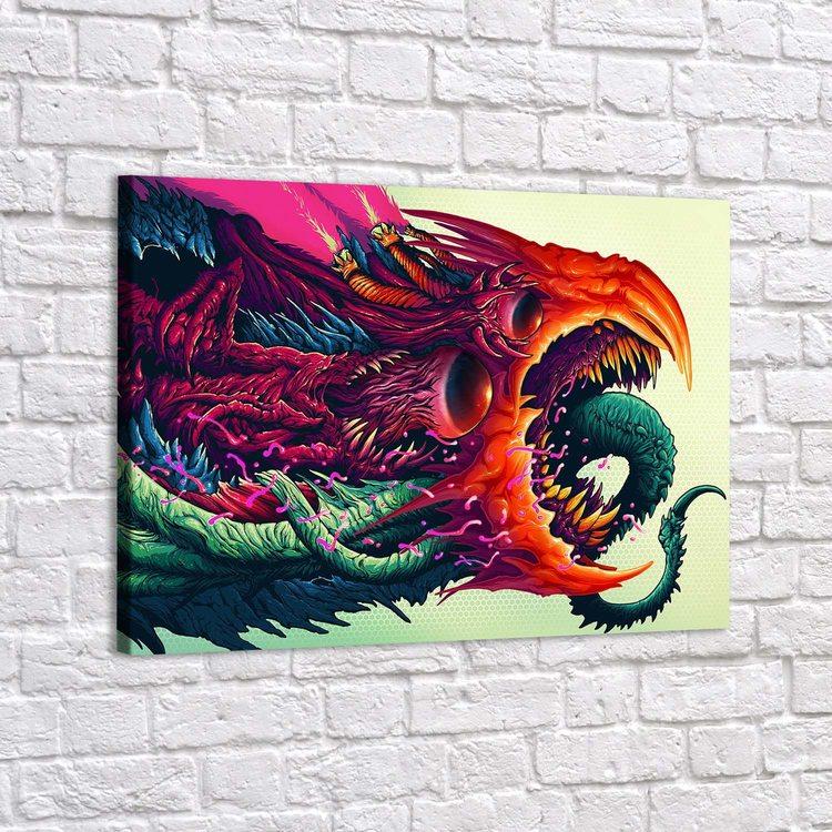 Картина CS - Beast Альтернативный