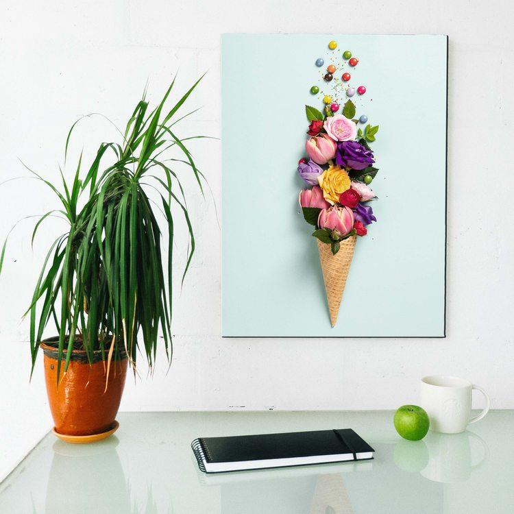 Картина Цветочный Рожок