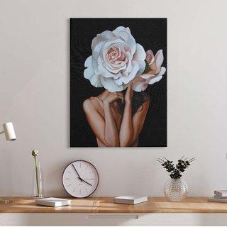 Картина Цветочное Создание