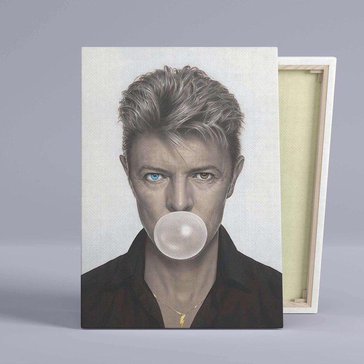 Картина David Bowie Bubblegum - p53757