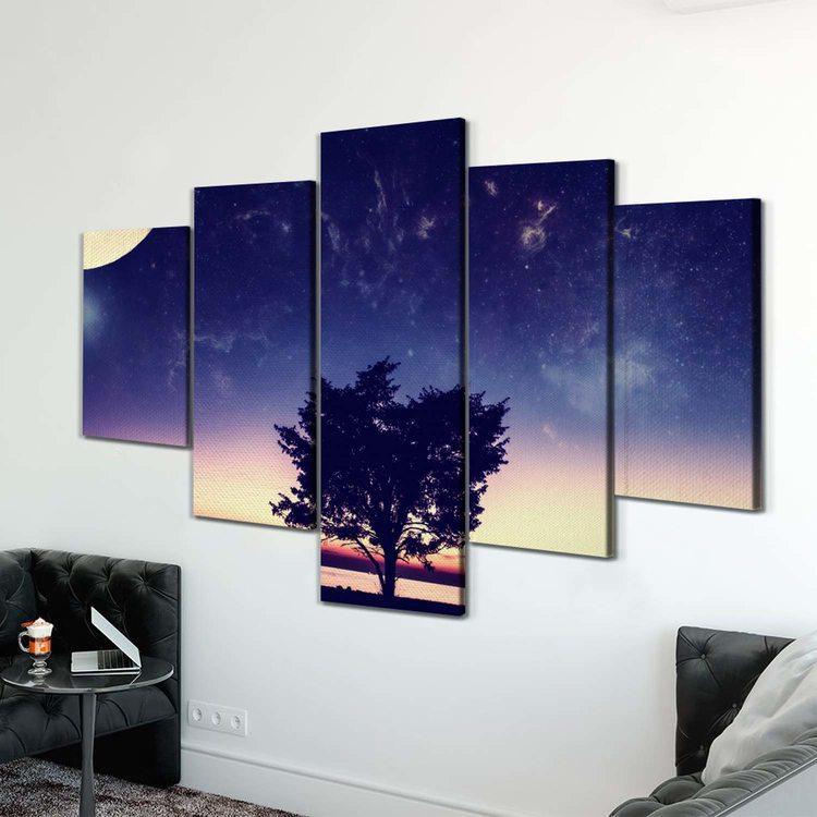 Картина Дерево И Космос