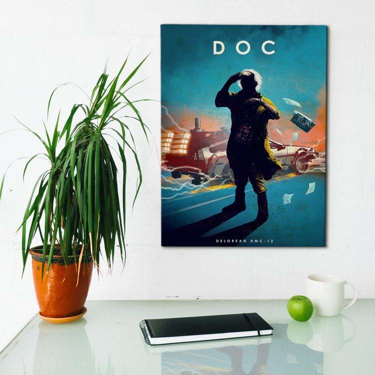 Картина Док