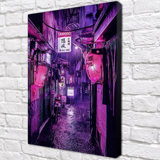 Картина Дворы Токио