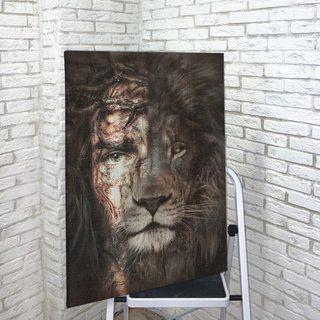 Картина Двуликий