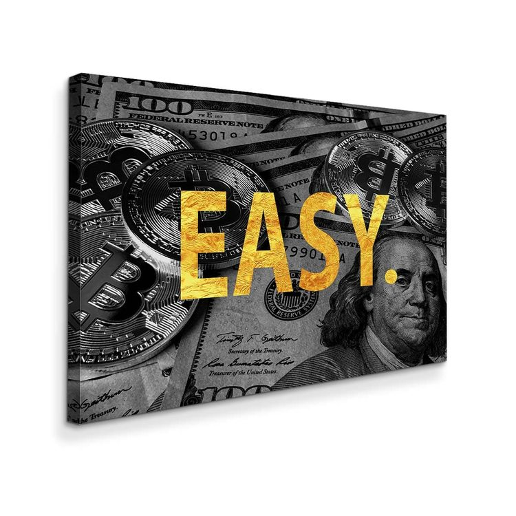 Картина Easy Gold