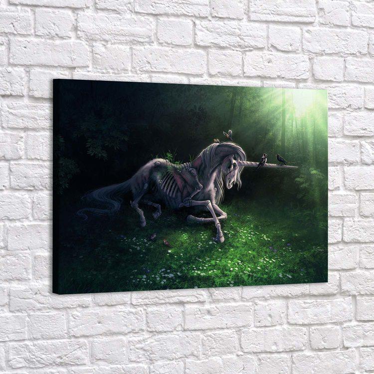 Картина Единорог Нежить